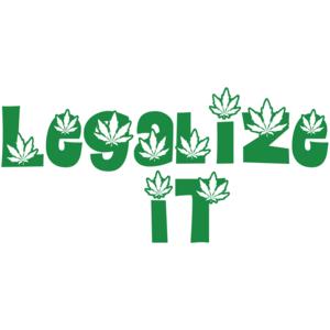 Legalize It - Marijuana