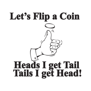 Lets Flip A Coin