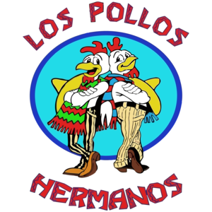 Los Pollos Hermanos Breaking Bad - Better Call Saul -