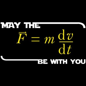 May The Force Be With You - Star Wars