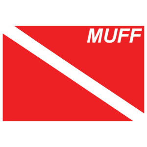 Muff Dive Flag