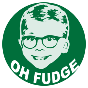 Oh Fudge - A Christmas Story