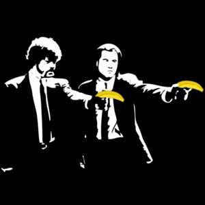Pulp Fiction Banana