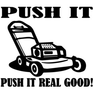 Push It - Push it real good. Salt-N-Pepa Parody