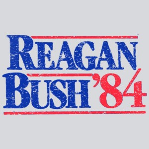 Reagan Bush '84