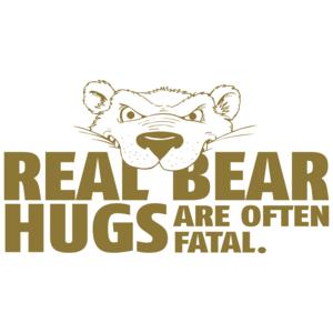 Real Bear Hugs Are Often Fatal