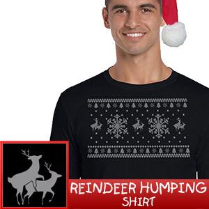 Reindeer Humping Christmas