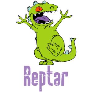 Reptar - Rugrats