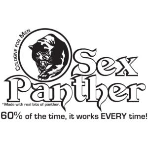 Sex Panther Cologne 60% Of The Time It Works Every Time