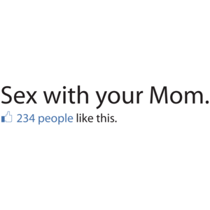 Sex With Your Mom Facebook Status