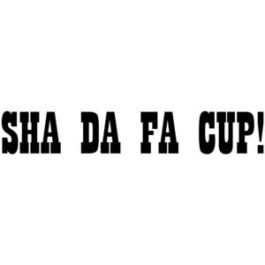 Sha-da-fa-cup
