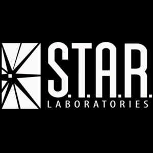 STAR Laboratories S.T.A.R. Labs the Flash tv show Barry Allen Comic -