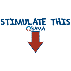 Stimulate This Obama Anti Obama