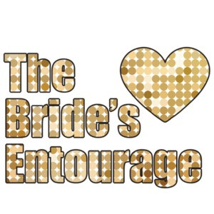The bride's entourage - bachelorette