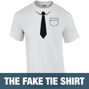 Fake Tie Funny