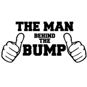 The man behind the bump - expecting father