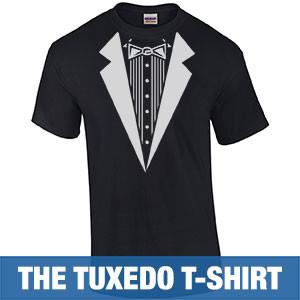 Fake Tuxedo