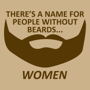 There's A Name For People Without Beards