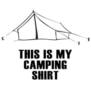 This is my camping - camping