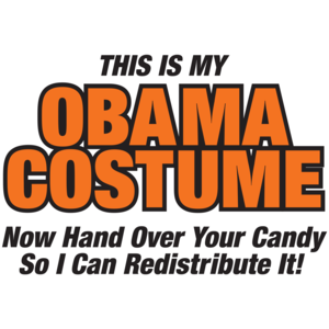 This Is My Obama Costume Anti Obama Halloween