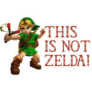 This Is Not Zelda
