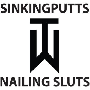 Tiger Woods, Sinking Putts Nailing Sluts