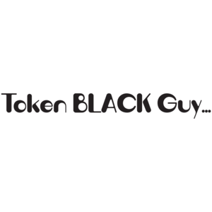 Token Black Guy