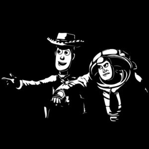 Toy Story Pulp Fiction