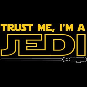 Trust me, I'm a Jedi Star - Wars