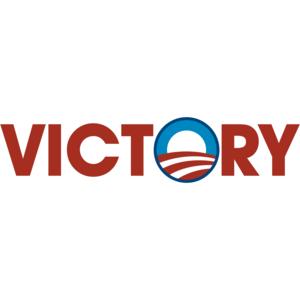 Victory Barack Obama