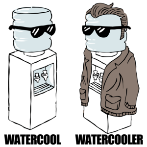 Watercool Watercooler Funny