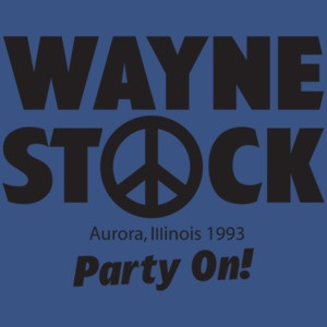 Wayne Stock - Wayne's World