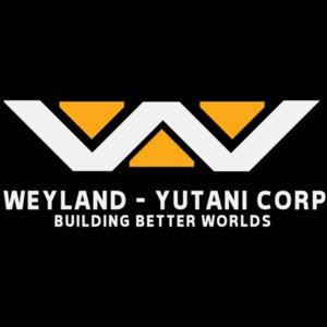 Weyland - Yutani Corp - Building Better Worlds - Alien Movie