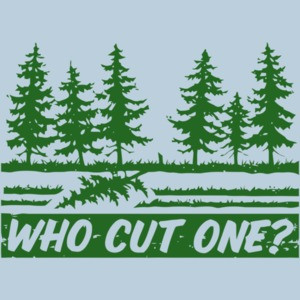 Who Cut One