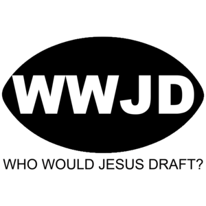 Who Would Jesus Draft - Fantasy Sports