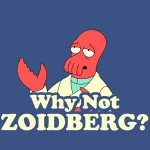 Why Not Zoidberg? Futurama