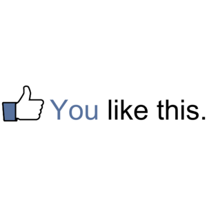 You Like This - Facebook Status
