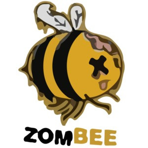 Zombee - Funny Zombie