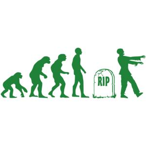 Zombie Evolution - Cool Zombie