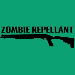 Zombie Repellant - Cool Zombie