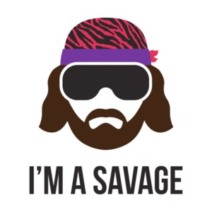 I'm a Savage Macho Man Randy Savage